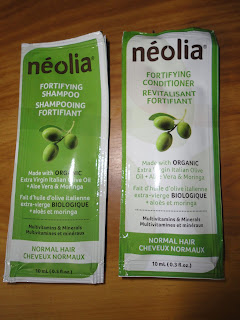 Neolia Olive Shampoo & Conditioner @ Beauty Bunker