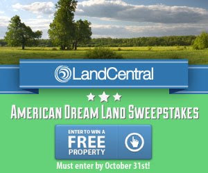 Land Central American Dream Land Sweepstakes
