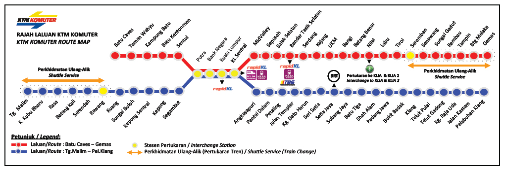 how to go to ijn from kl sentral