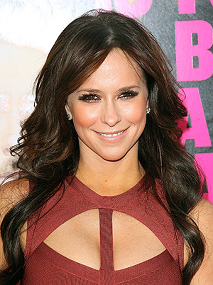 Jennifer Love Hewitt Brunette Hairstyles