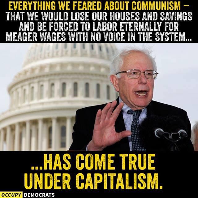 Unintimidating definition of communism