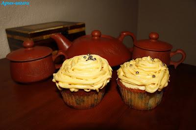 Cupcake con sab...