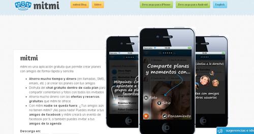 arma salidas con amigos con Mitmi - www.dominioblogger.com
