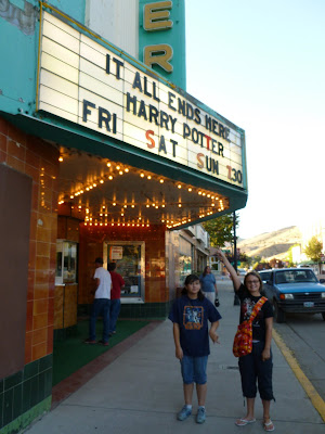 ONCE AGAIN INTO THE LOBBY: A RETURN VISIT TO MY HOMETOWN MOVIE PALACE