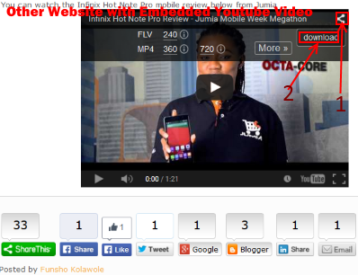 How To Download Video File From YouTube, Facebook, Vimeo ...