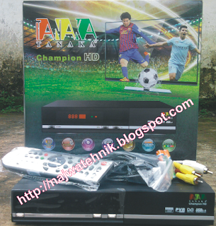 Receiver HD murah meriah