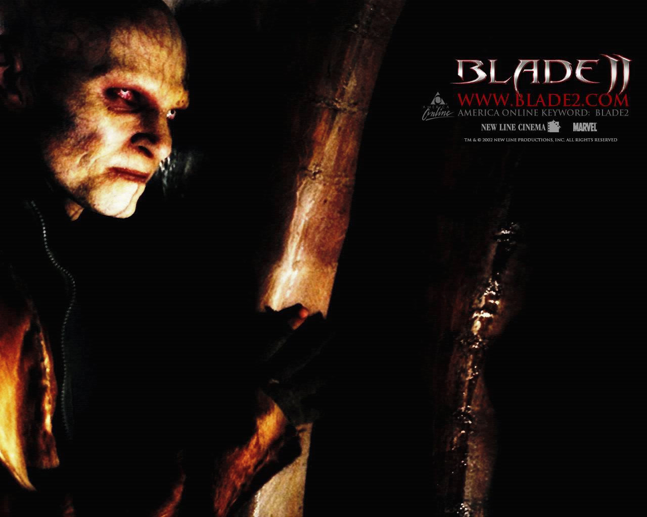 Displaying 16> Images For - Blade 2 Poster...