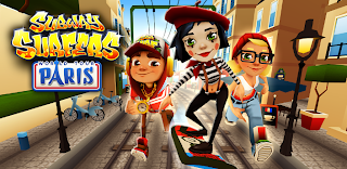 Subway Surfers Paris 1.12 Apk Mod Full Version Download Unlimited Coins+Save me keys-iANDROID Store