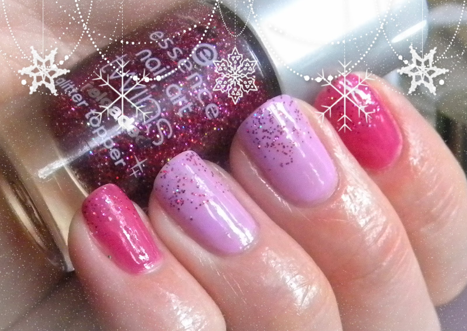 Essence Glitter Topper 03 mr big
