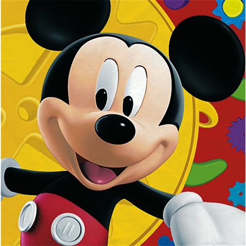 Childhood Education Mickey Mouse
