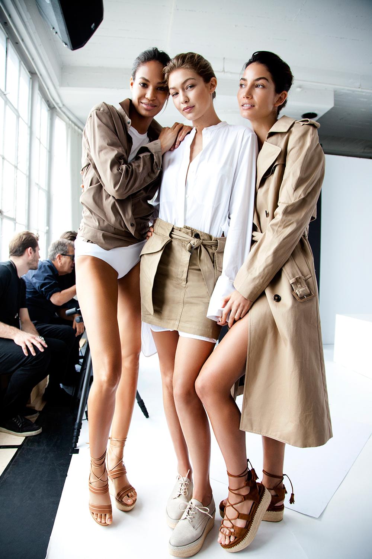 my little fashion blog joan gigi amp lily go nude for stuart weitzman