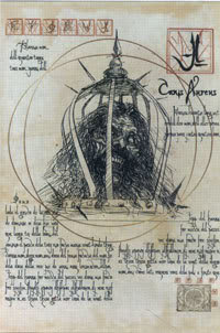 signo acuario zodiaco negro el chacal