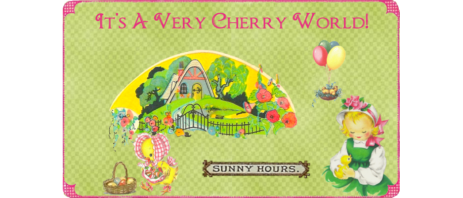 very cherry art and antiques