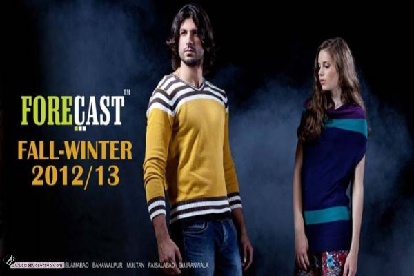 Forecast Latest Fall Winter Outfits Collection For Men & Women 2012