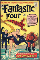 Fantastic Four #4 image
