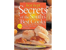 I was honored to have a recipe published in Southern Living's Lovely Cookbook