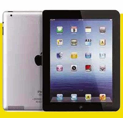 Harga iPad 4