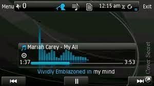 Aplikasi pemutar musik juntuk hp java : TTPod v1.70 untuk nokia x2, asha 300, dll