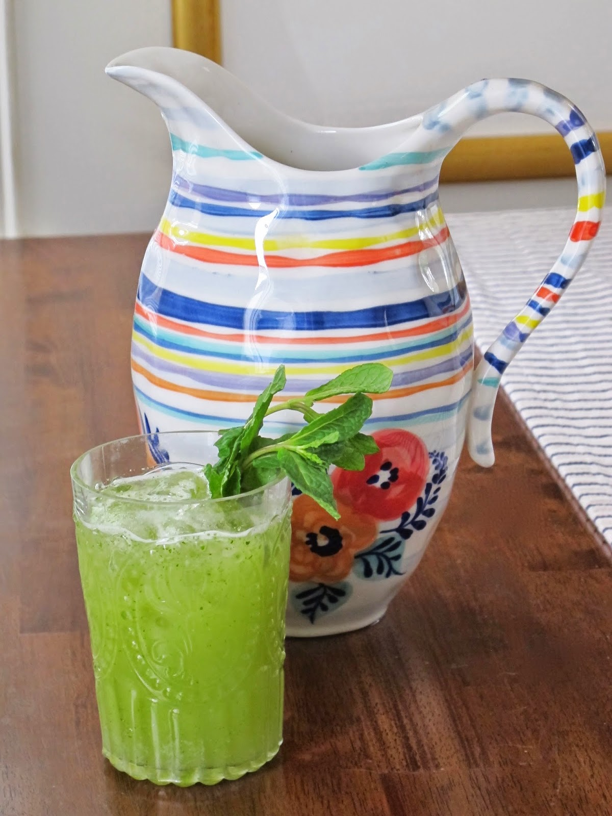 Lemonade's Cucumber Mint Lemonade