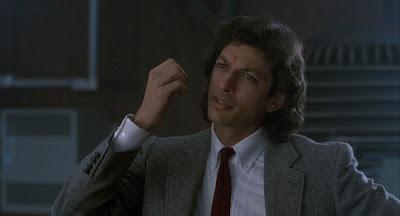 Jeff Goldblum la mosca 1986