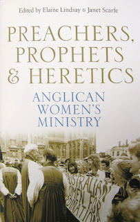 Book Cover - Preachers, Prophets and Heretics