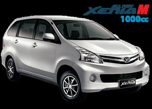 Dealer Resmi Daihatsu: All New Xenia Type M 1.0 M/T Deluxe