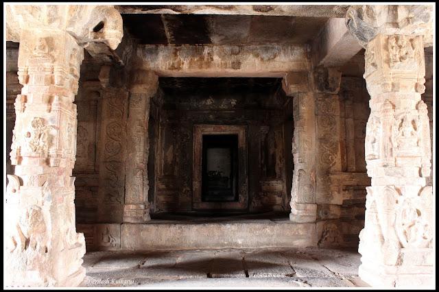 Balakrishna temple Shrine