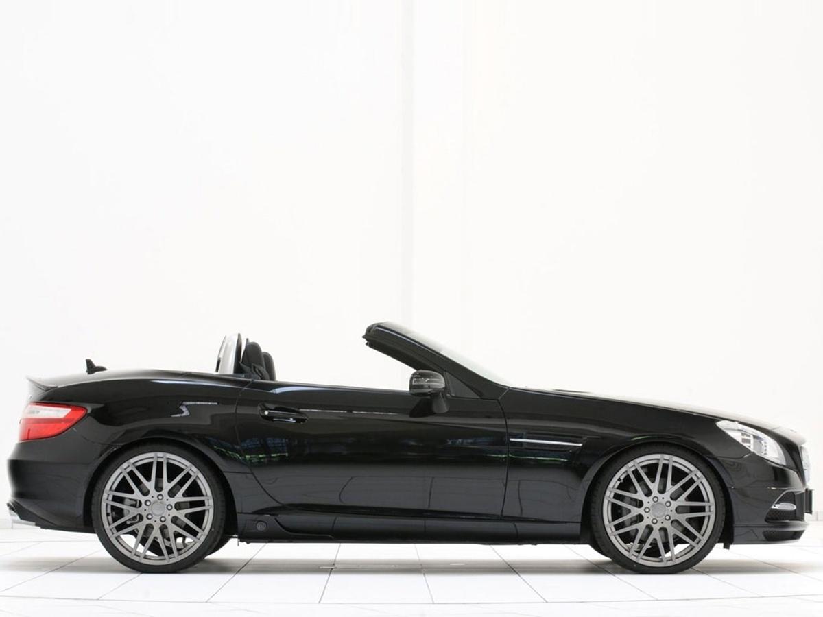 Automotive Area 2012 Brabus Mercedes Benz Slk Class