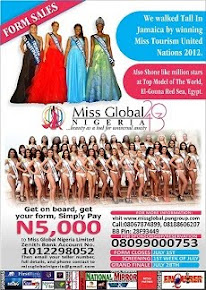 Miss Global Nigeria 2013