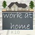 Free Work At Home Jobs Online