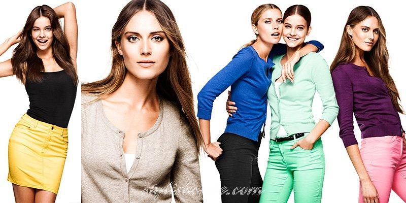 Spring Summer 2013 Fashion Trends