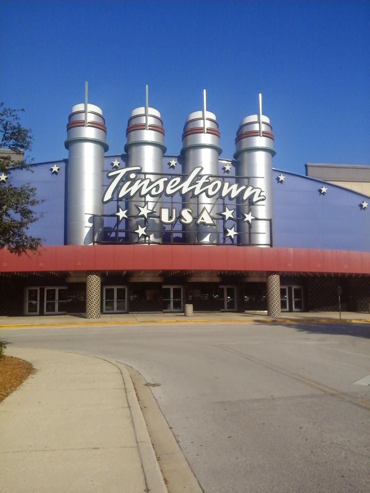 Jacksonville movie tinseltown