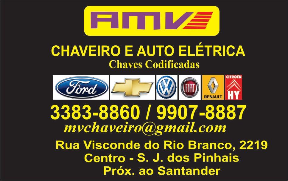 AMV CHAVEIRO E AUTO ELÉTRICA