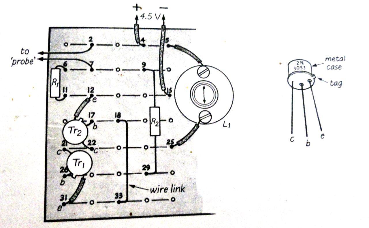 water level indicator or rain detector