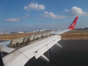 Tuesday(15-9-2015) :- Arrival in Istanbul from Budapest
