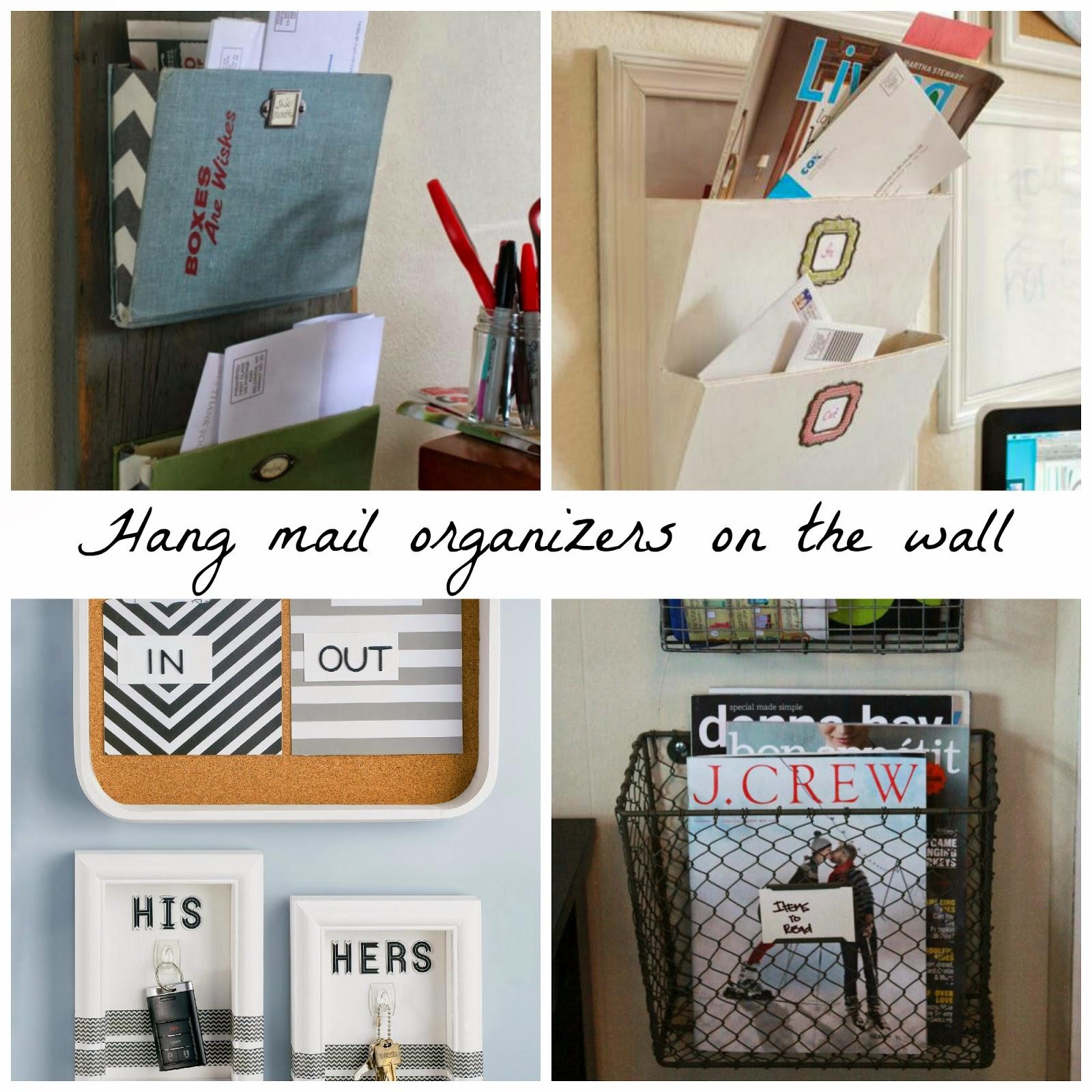 Wall Letter Bin Letter Organizer Wall.letter Organizer For Wallshabby Chic