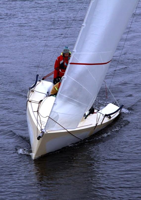 Яхта своими руками стеклопластик