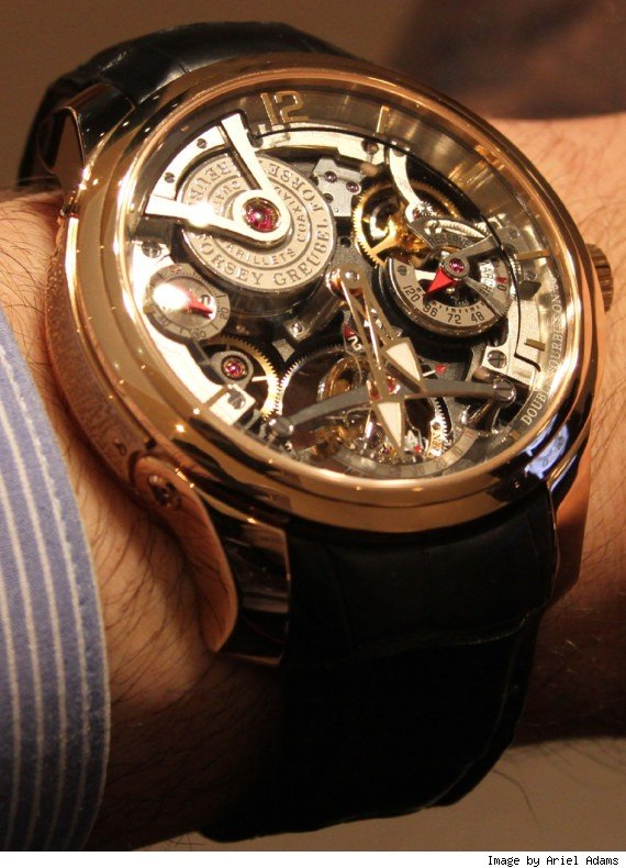 Top Luxury Watches
