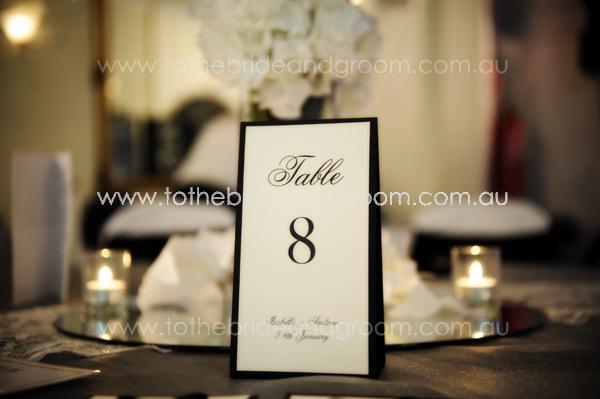 Rbh Designer Concepts Ivory Amp Black Weddings