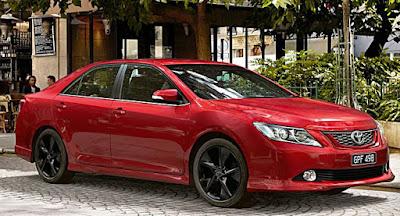 2017 Toyota Aurion Sportivo Redesign