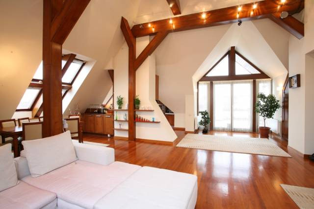 Foto abitazioni interni case for Arredo interni idee