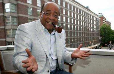 Mohammed Ibrahim, $1.1 billion