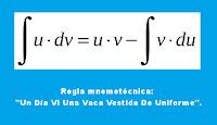 Video. Un ejemplo del cálculo de una antiderivada  usando el método de integración por partes