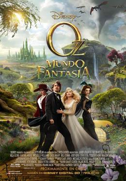 Se estrena... Oz. Un mundo de fantasía