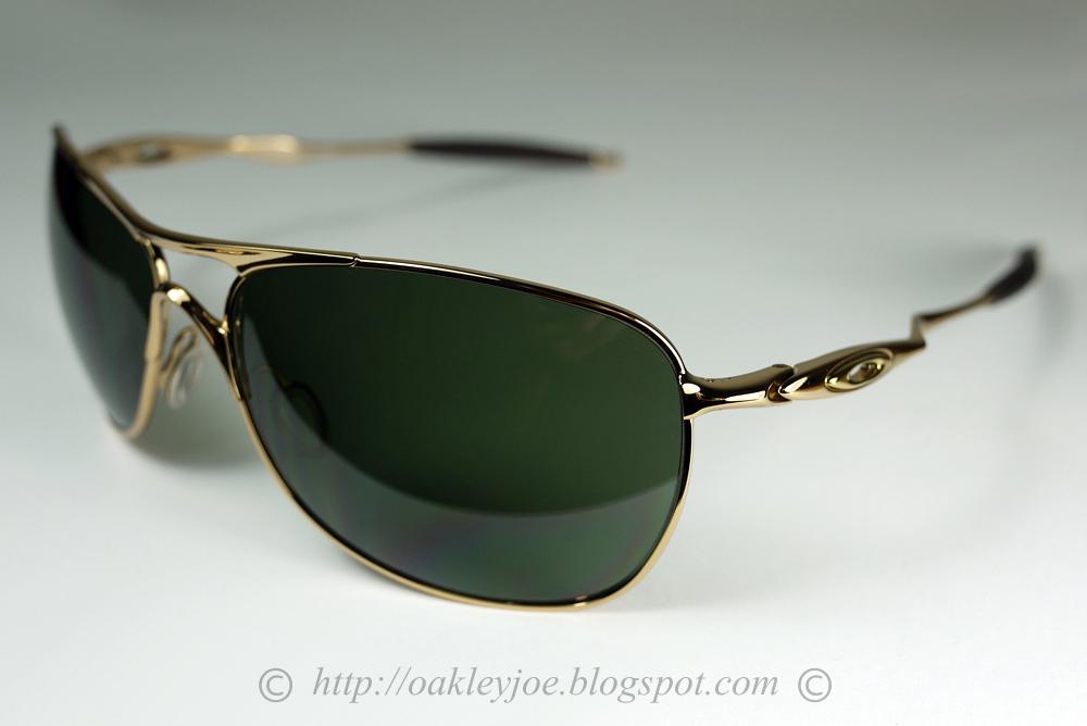 Oakley Crosshair Gold