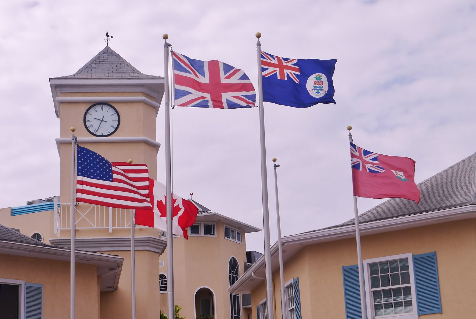 News from The Cayman Islands