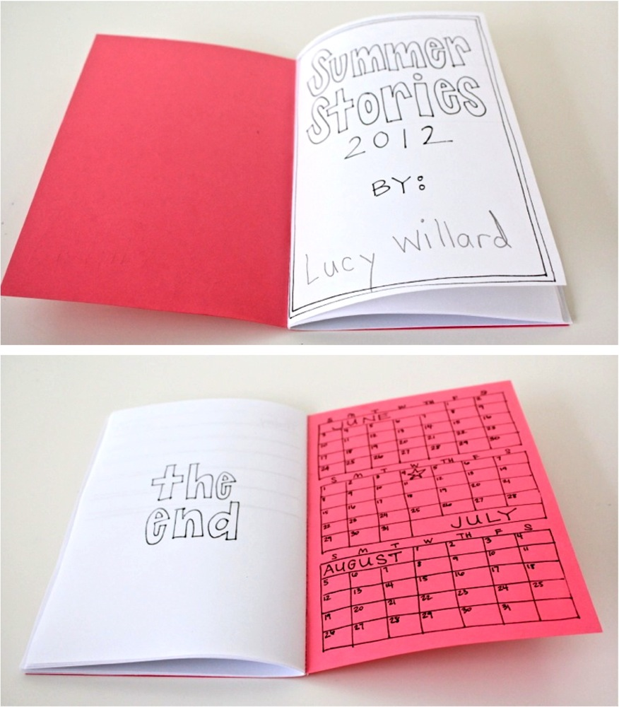 help kids write story