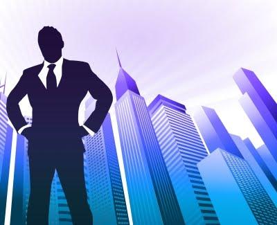 La dirección y el directivo de una empresa