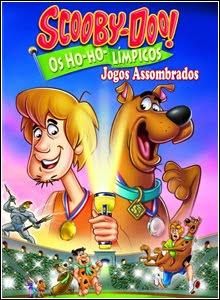 ScoobyDoo – Os Hoholímpicos – Jogos Assombrados