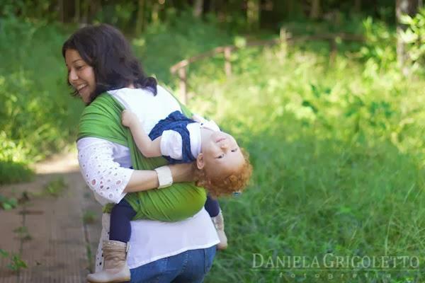 Carregador de bebê - Wrap Sling